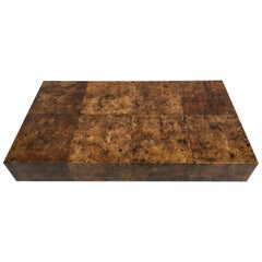 Great Coffee Table in the Style of Aldo Tura