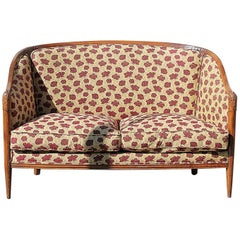 Sofa Two-Seat, Jallot, circa 1930