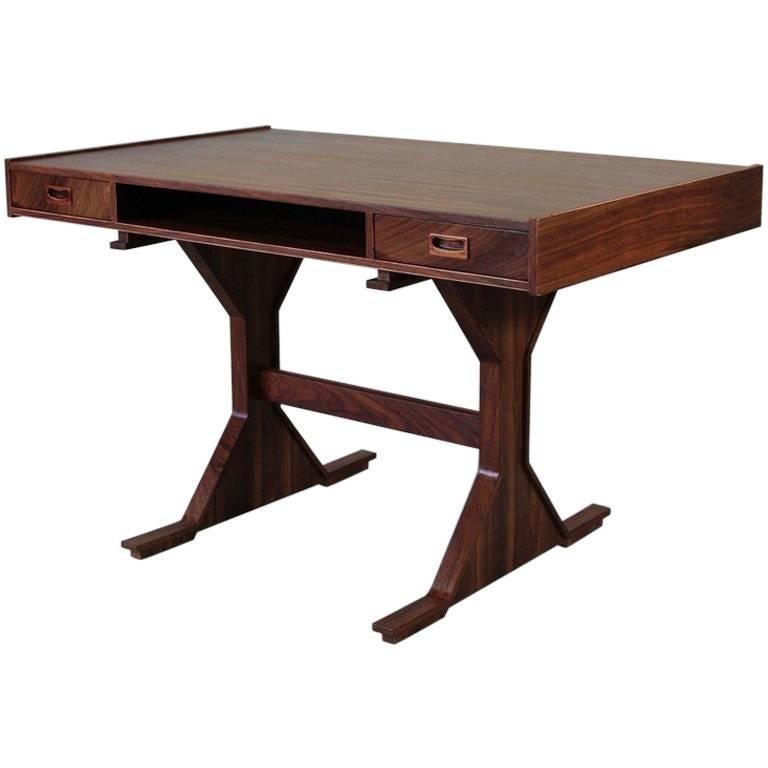 Desk by Gianfranco Frattini, 1950s