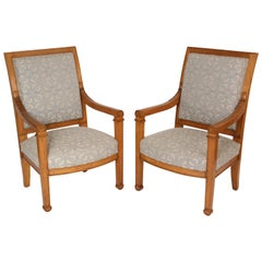 Pair of Louis Philippe Armchairs