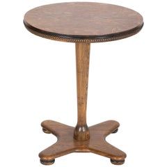 American Arts & Crafts Oak Side Table