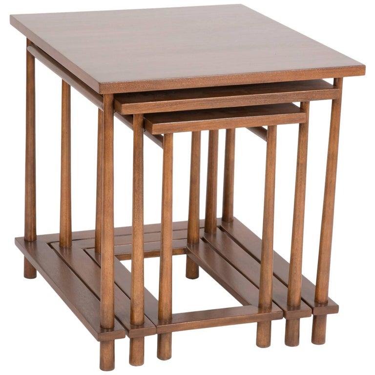 Set of Nesting Tables by T. H. Robsjohn-Gibbings for Widdicomb