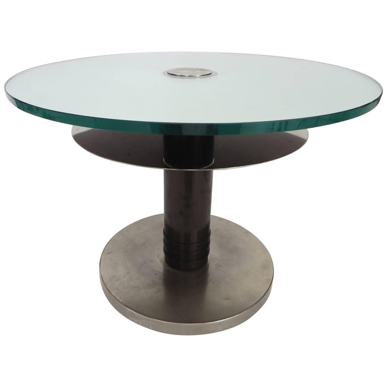 Axel Einar Hjorth Typenko Occasional Table For Sale