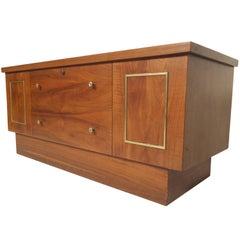 Midcentury Modern Cedar Trunk