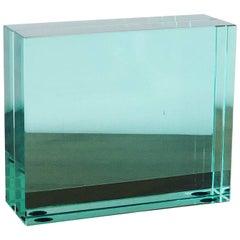 Fontana Arte Glass Picture Frame
