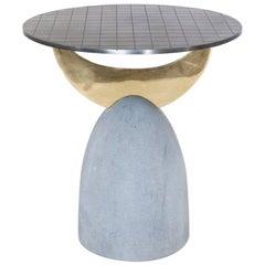 Half Moon Brass Table II, Rooms