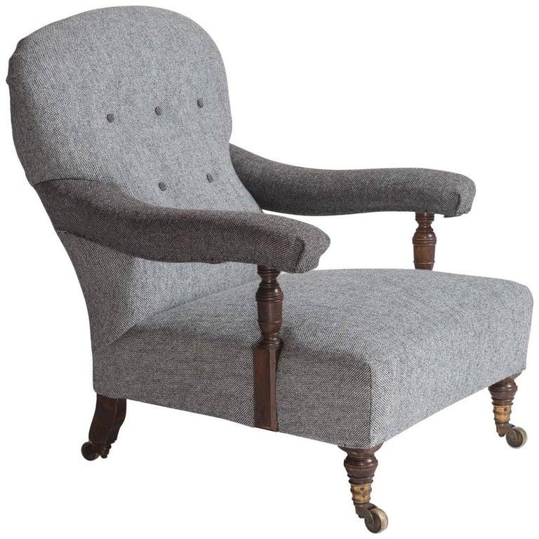 Howard & Sons Armchair, circa 1890