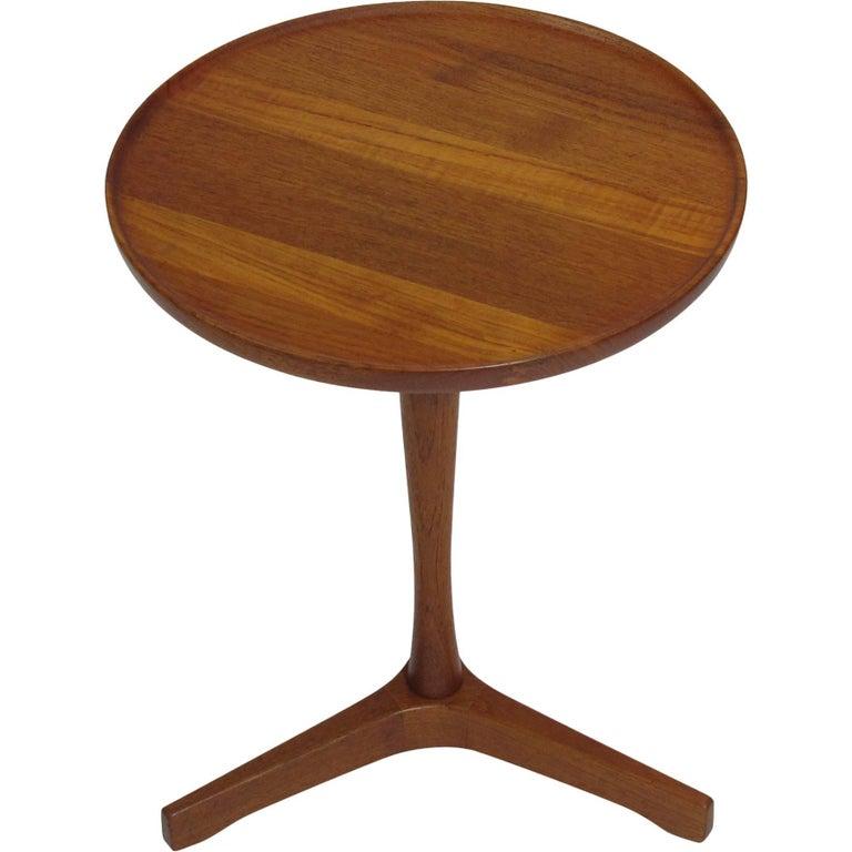 Hans Andersen Danish Teak Side Table