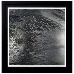 "Black-and-White Photogravure ""Yet Untitled"" by Artist Olafur Eliasson"
