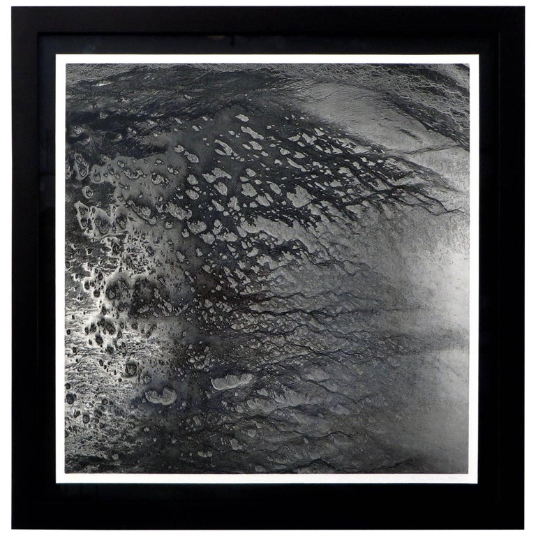 "Black-and-White Photogravure ""Yet Untitled"" by Artist Olafur Eliasson For Sale"
