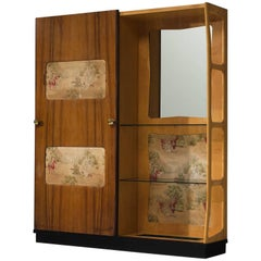 Illuminated Italian Wardrobe by La Permanente Mobile Cantu
