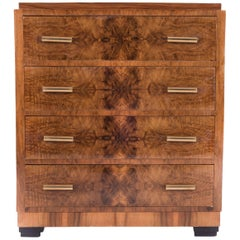 Art-Deco Chest of Drawers