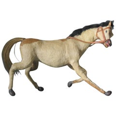 Victorian Taxidermy Toy Horse, Late 19th Century