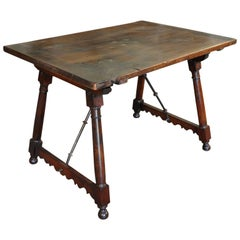 17th Century Spanish Writing Table