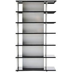 Wim Rietveld Bookcase or Room Divider for De Bijenkorf, 1960