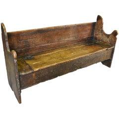 Italian 17th Century Bench
