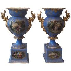 Pair of 19th Century Paris Mantelpieces