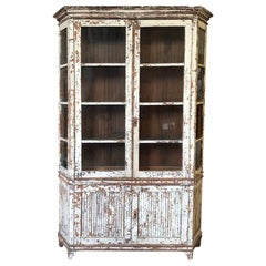 Mid-19th Century Deux Coprs French Bookcase