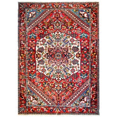 Wonderful Mid-20th Century Bakhtiari Rug