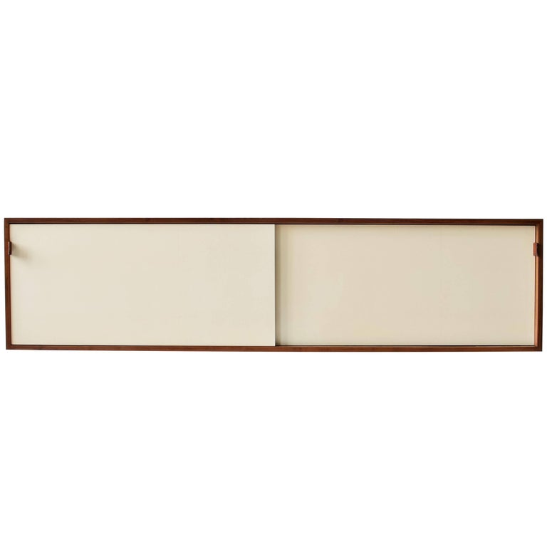 Florence Knoll Wall Hanging Cabinet