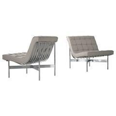 """Katavolos, Littell & Kelley """"New York"""" Lounge Chairs"""