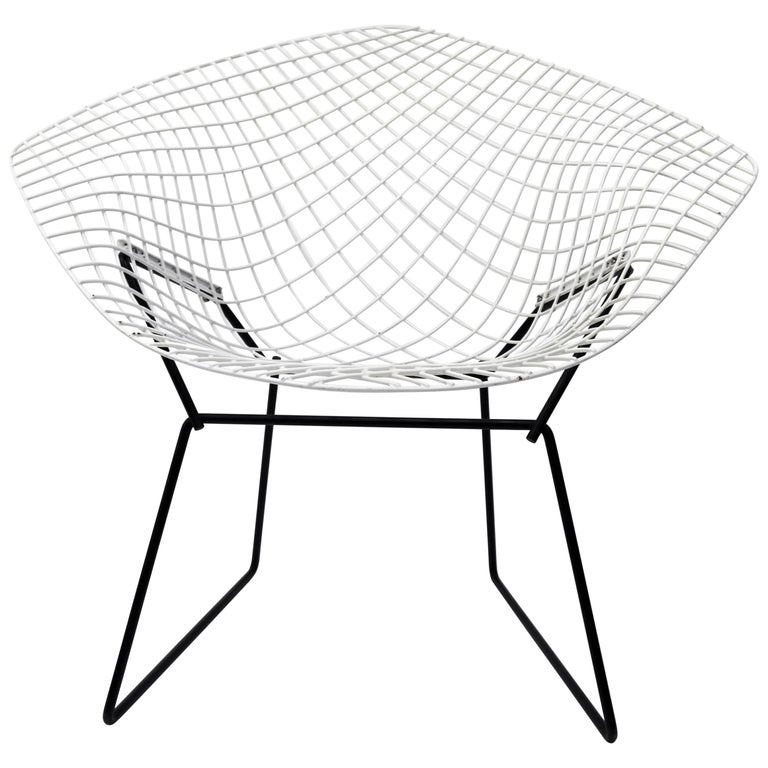 """Diamond"" Chair by Harry Bertoia for Knoll"