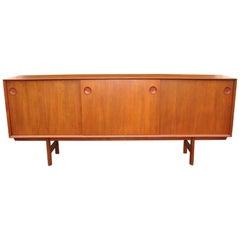Vintage Fredrik Kayser Credenza Sideboard