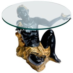 Blackamoor Side Table