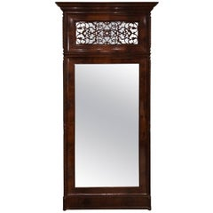 Biedermeier Hall Mirror, Northern Germany 1820s