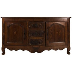 Antique French Sideboard, circa 1920s