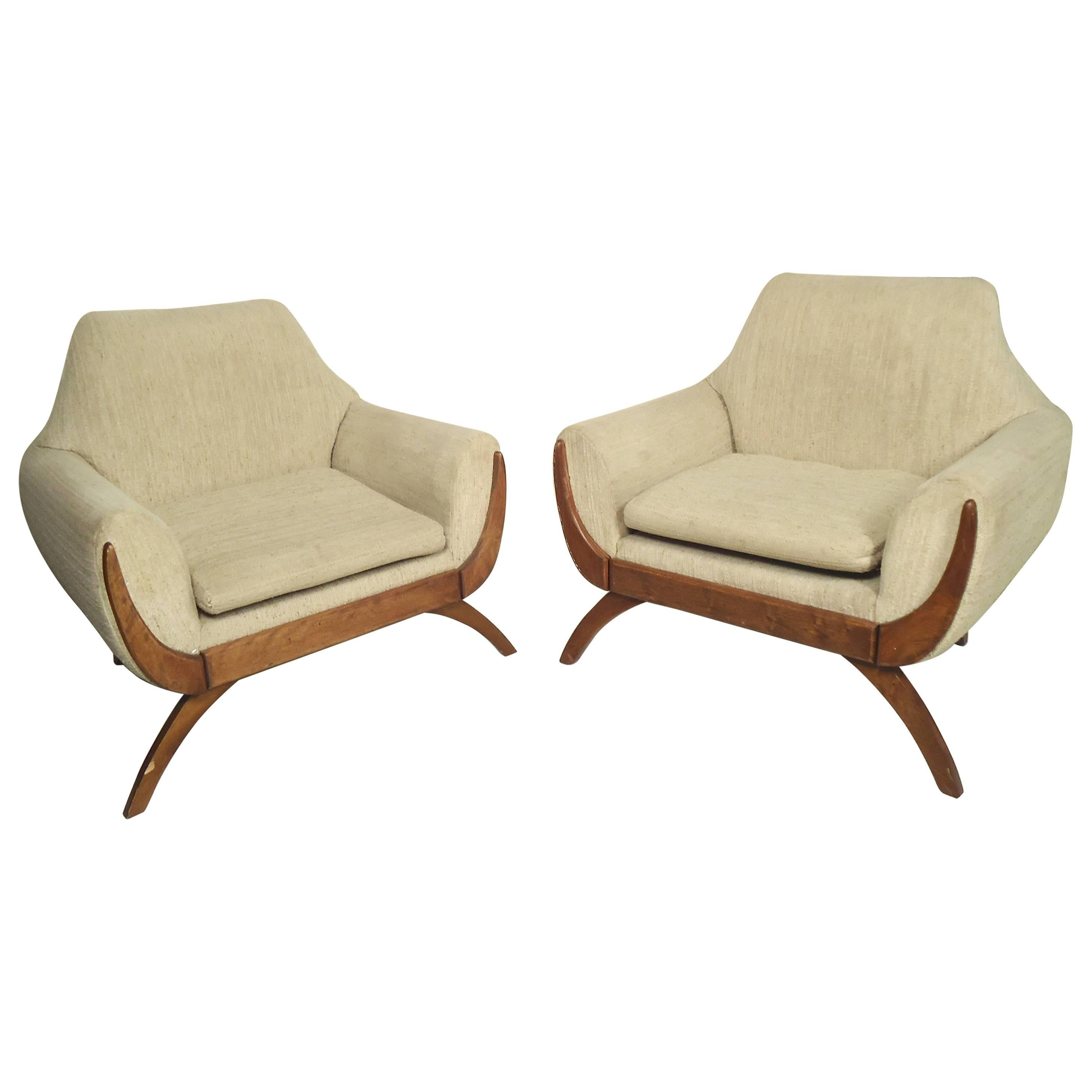 Superieur Mid Century Modern Adrian Pearsall Chairs For Sale