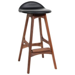 Erik Buck OD61 Walnut Counter Stools