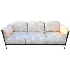 Michael Taylor Montecito Collection Sofa, Restored