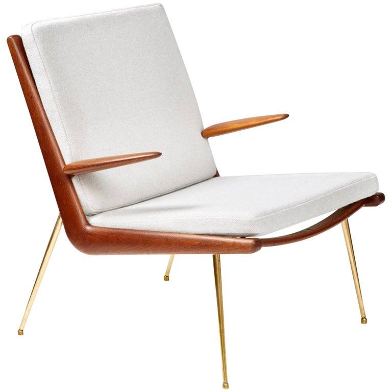 Peter Hvidt & Orla Mølgaard-Nielsen Boomerang Chair