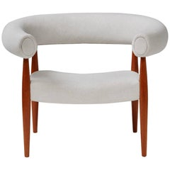 Nanna & Jorgen Ditzel Ring Chair