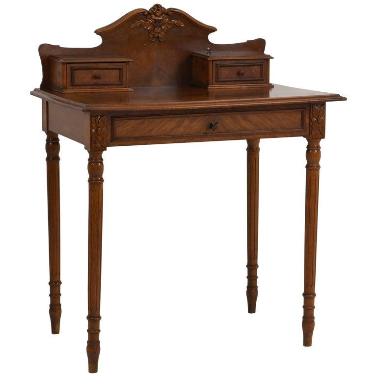 Restored Art Nouveau Ladies Desk from 1920
