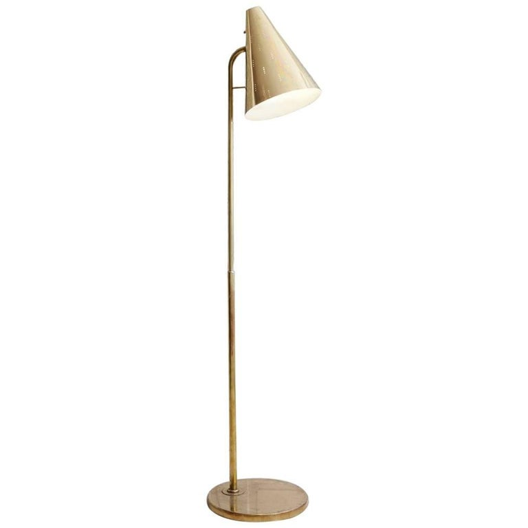 Vintage Paavo Tynell Floor Lamp For Sale