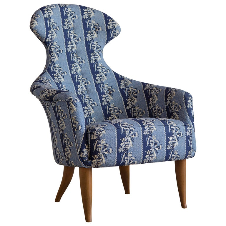 Vintage Kerstin Hörlin Holmquist 'Store Eva' Chair For Sale