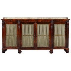 Early 19th Century Regency Side Cabinet