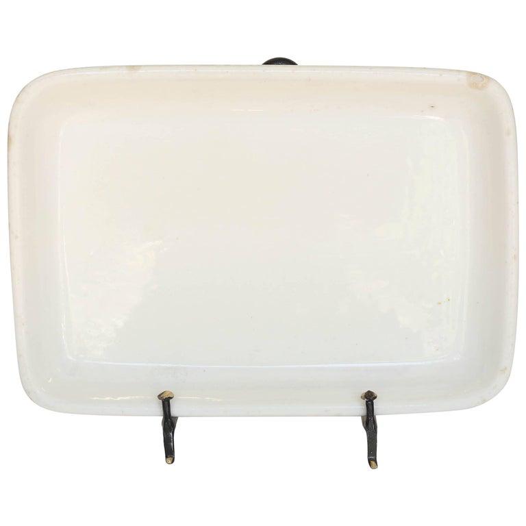 Parnall Ironstone Platter