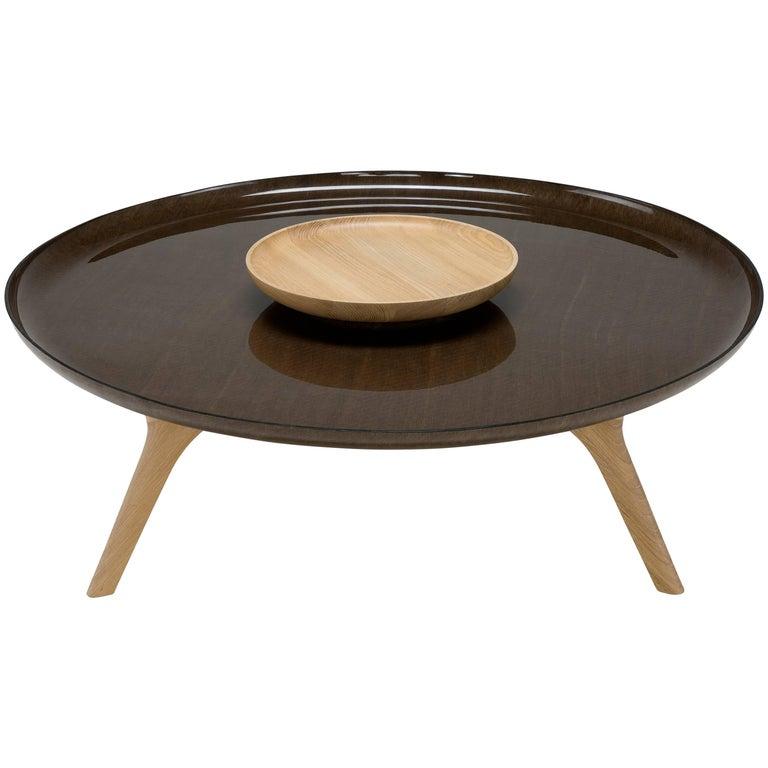 Saint Luc 'Duales' Coffee Table by Noè Duchaufour For Sale