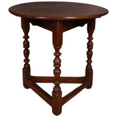 Welsh Oak Cricket Table
