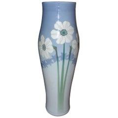 Royal Copenhagen Unique Vase by Anna Smidth #8486