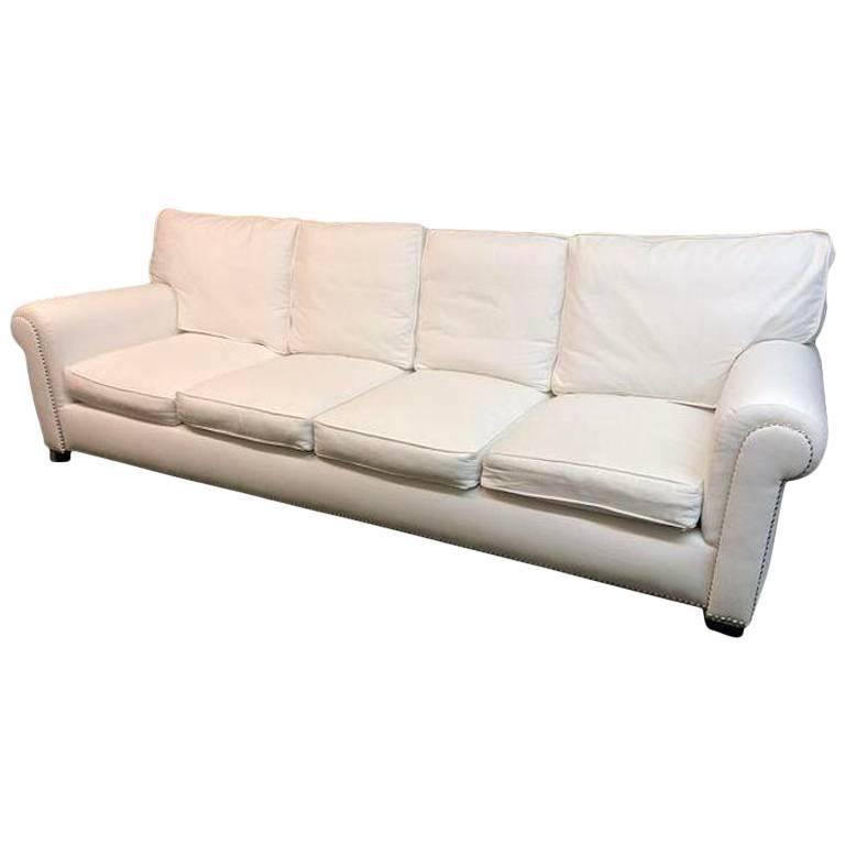Ralph Lauren Jamaica Salon Sofa