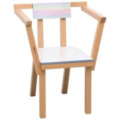 """Takapplie"" Armchair by Clemence Seilles"