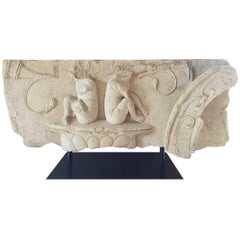 Architectural Fragment Frieze, 17th Century
