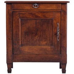 18th Century French Walnut Cabinet