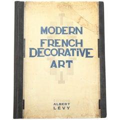 Modern French Decorative Art by Leon Deshairs