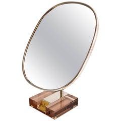 Stainless Steel Vanity Mirror Patek Philippe