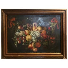 Late 18th-Early 19th Century Fruit Still Life